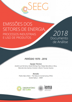 EMISSIONS FROM ENERGY SECTORS, INDUSTRIAL PROCESSES AND PRODUCT USE