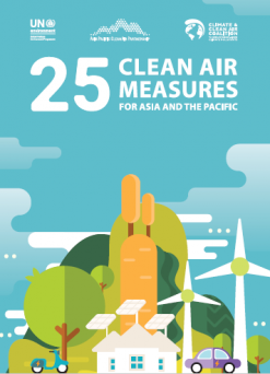 25 clean air measures for Asia and the Pacific
