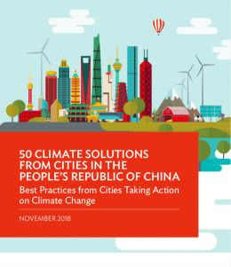 50 Climate Solutions from Cities in the People's Republic of China