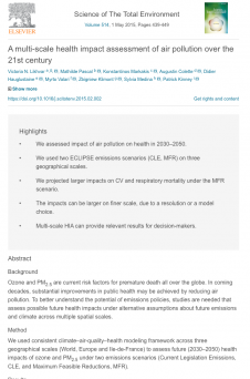 A-multi-scale-health-impact-assessment-of-air-pollution