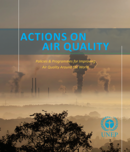 Actions on Air Quality