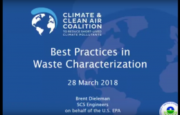 Webinar: Best Practices for Waste Characterization