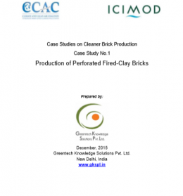 Case Study on Perforated Fired-Clay Bricks