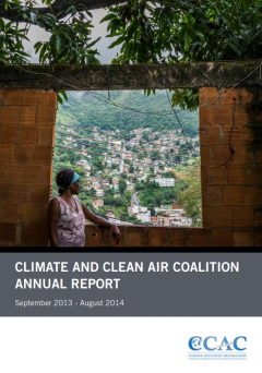 Climate and Clean Air Coalition (CCAC) Annual Report 2013-2014