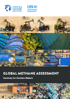 Global Methane Assessment - summary for decision makers