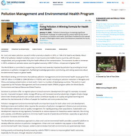 Pollution-Management-and-Environmental-Health-Program