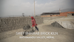 Nepal brick kilns rebuilt to be energy efficient, pollute less