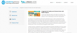 Solutions Gateway for local governments