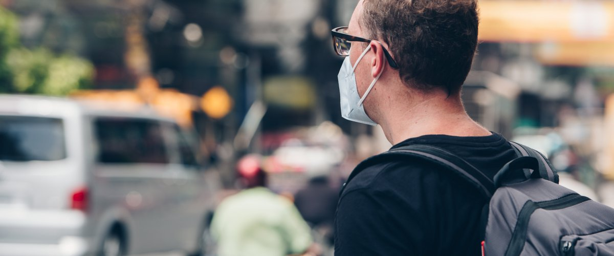 Scientists probe link between Covid-19 and deadly air pollution